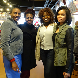 The Student Support Services office recently took a group of students to Milwaukee.