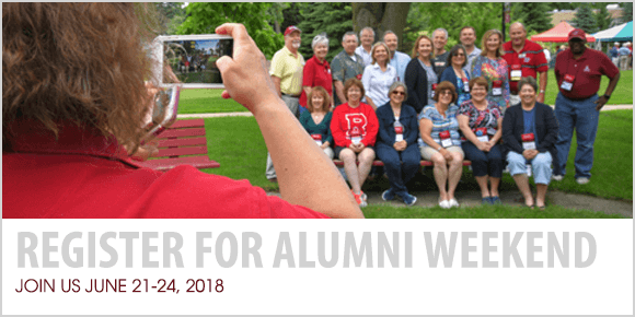 Register for Alumni Weekend: June 21-24, 2018