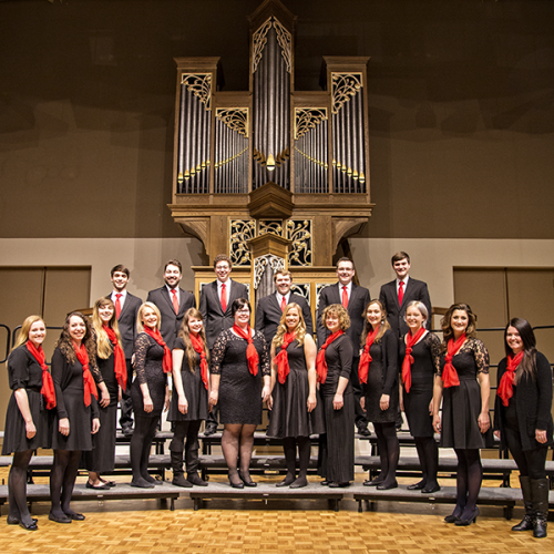 Ripon College Chamber Singers 2016
