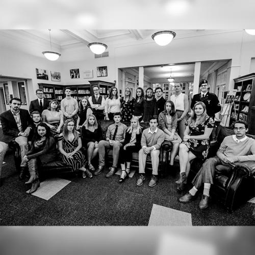2018-2019 Ripon College Chamber Singers