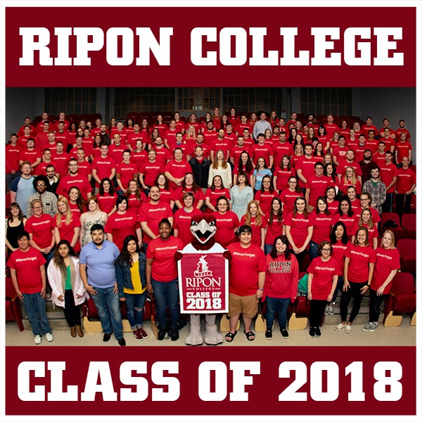 Presenting the Class of 2018