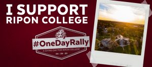 Ripon College One Day Rally Facebook Cover photo