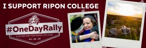 Ripon College One Day Rally Twitter Cover photo