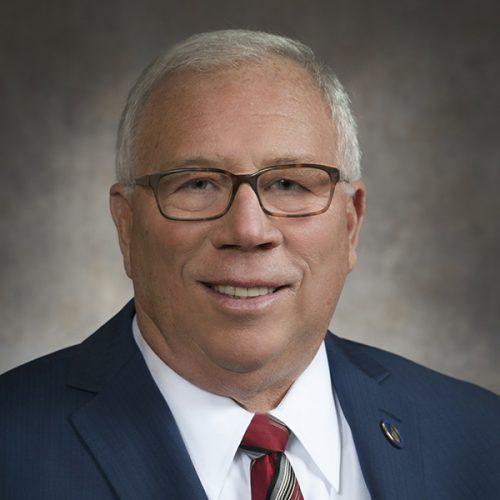 Sen. Luther Olsen