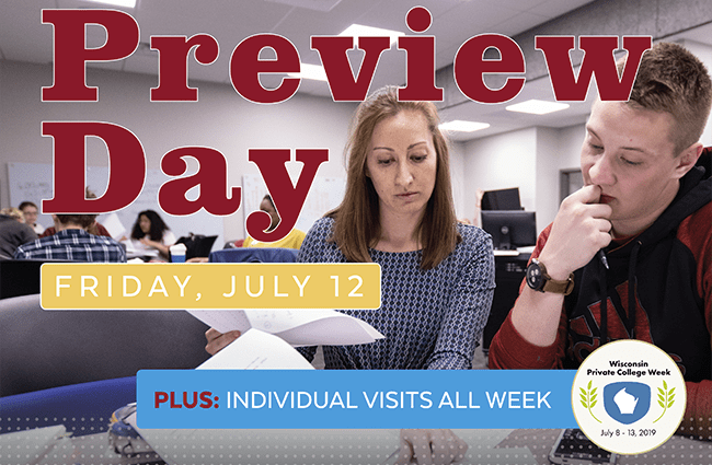 Preview Day: Friday, July 12