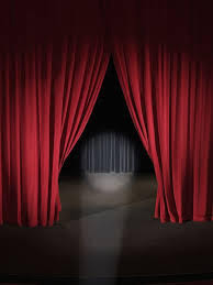 Private Eyes curtain