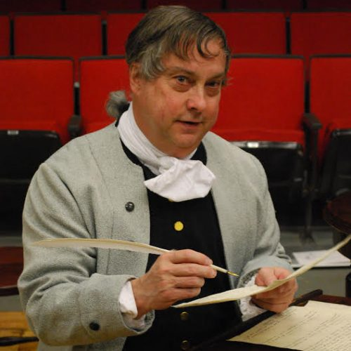 Photo of alumnus Rick Estberg