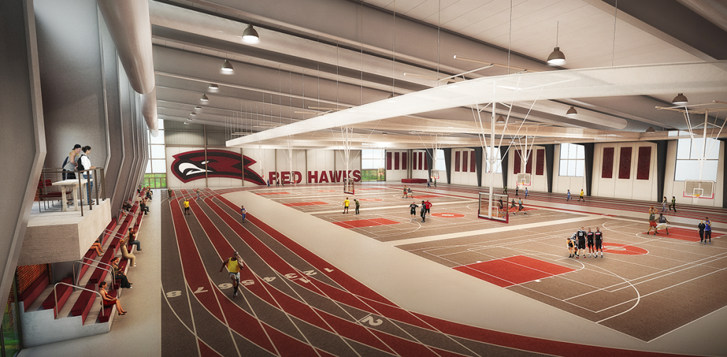 Field House Rendering