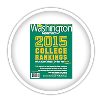 Washington Monthly 2015 College Rankings