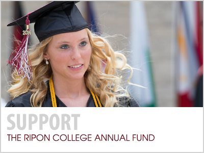 Support the Ripon College Annual Fund