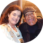 Sylvia Ashton and Al Jarreau