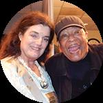 Sylvia Ashton and Al Jarreau