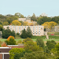 quad view from the prairie