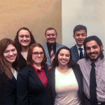 Ripon College Fall 2018 Ethics Bowl Team
