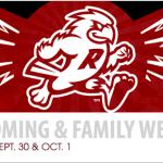 Register for Homecoming and Family Weekend