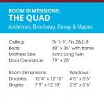 Quad Dimensions