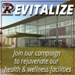 Join our effort to rejuvenate our health and wellness facilities