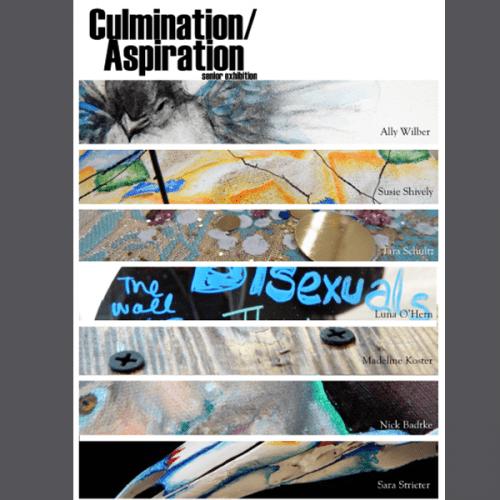 Culmination-Aspiration Senior Art Exhibition 2017