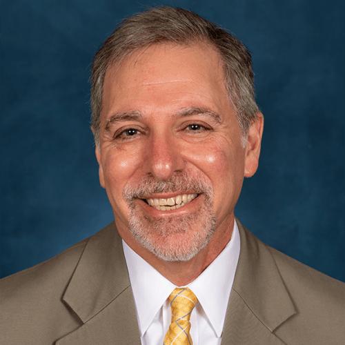 Portrait photo of President Zach Messitte