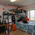 Quad double room