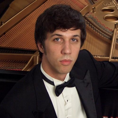 Pianist Nathan Birkholz