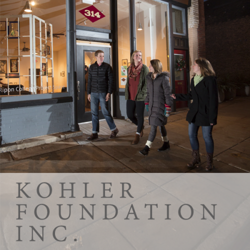 Kohler Foundation supports 314 Project Space