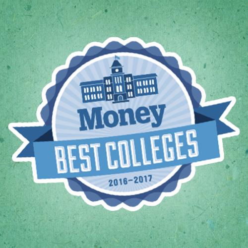 Money Magazine Best Colleges 2016-2017