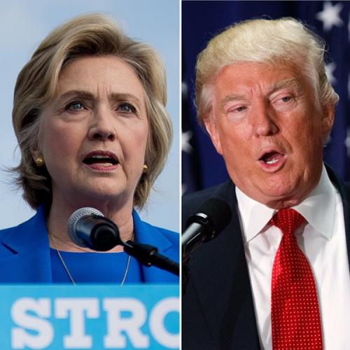 Presidential Debate: Clinton/Trump