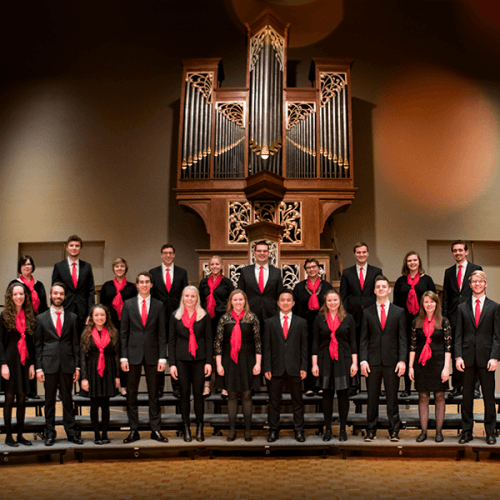 Chamber Singers 2018