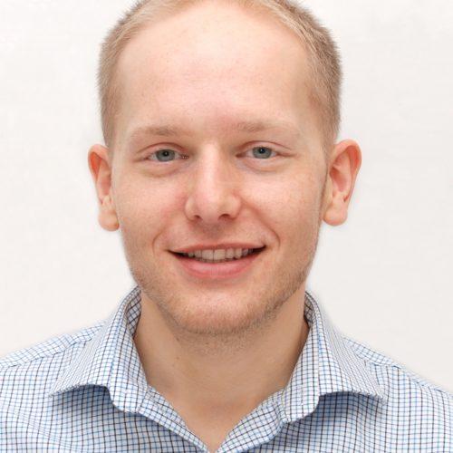 Portrait of Justin Hoke