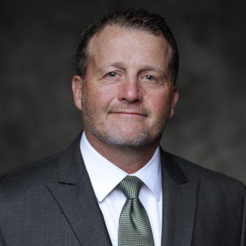 Portrait of Craig Benzel