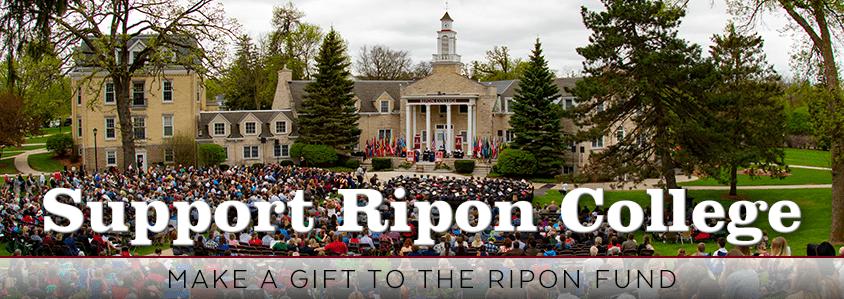 support ripon fund