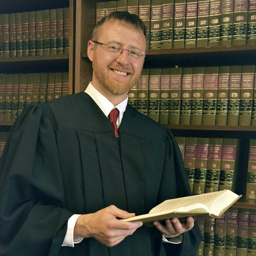 Judge Brian Hagedorn