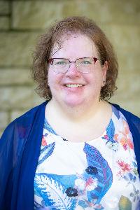 A headshot of Kathryn Schultz
