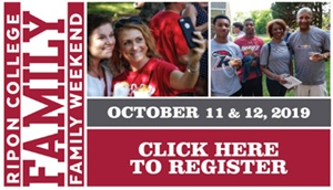 Family Weekend Register