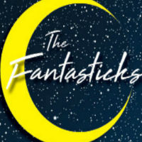 "A cartoon image that reads ""The Fantasticks"""