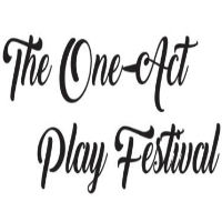 "The words ""The One-Act Play Festival"" written in a cursive font"
