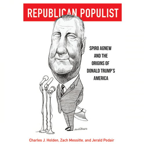 "Cover of ""Republican Populist"" book"