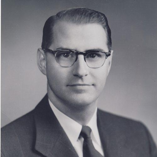 President Fred Pinkham