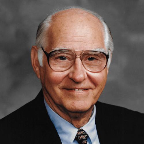 Fred Pinkham portrait