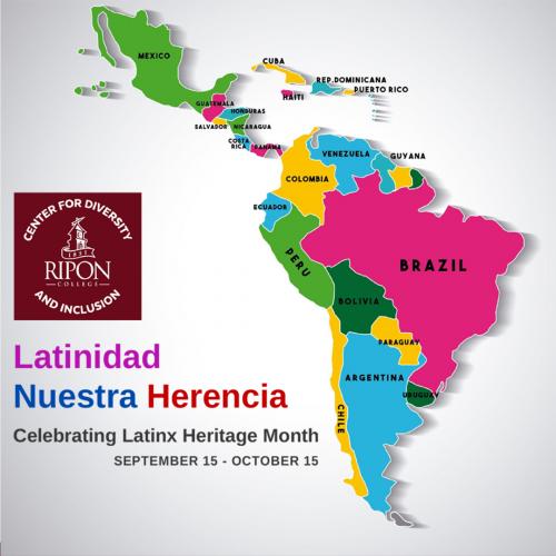 Latinx Mnth logo