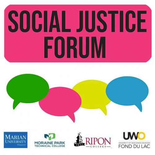 Social Justice Forum logo