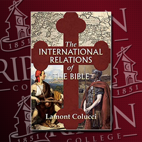 Cover of book by Lamont Colucci