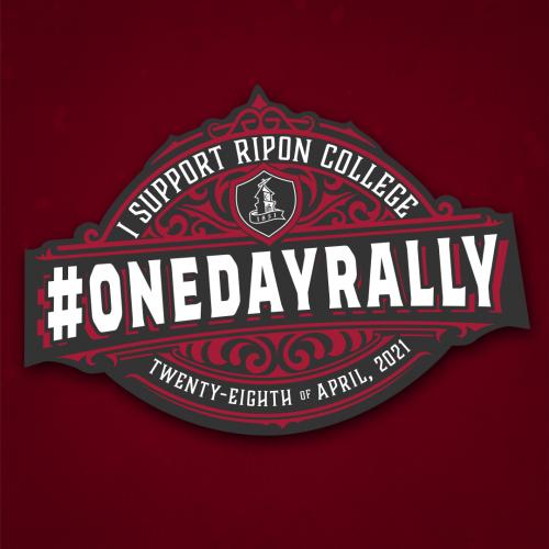 #OneDayRally logo