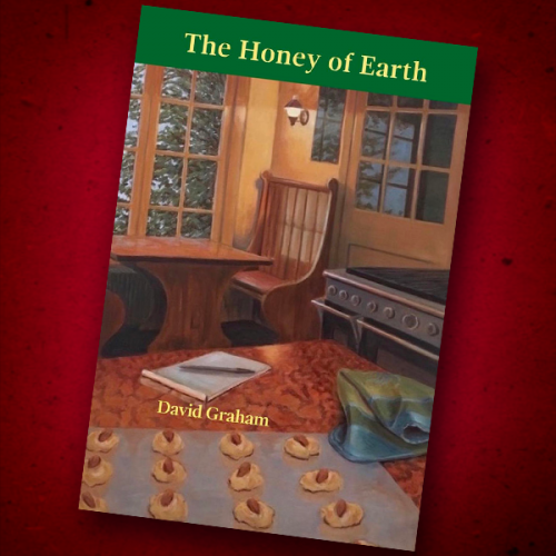Cover of David Graham poetry book