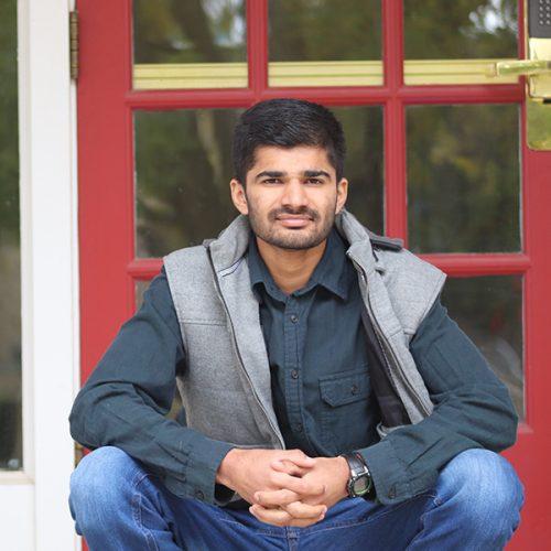 Ali Hamza '21