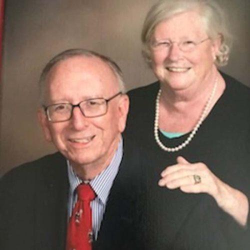 Guy '68 and Susan Siegel Henshaw '68